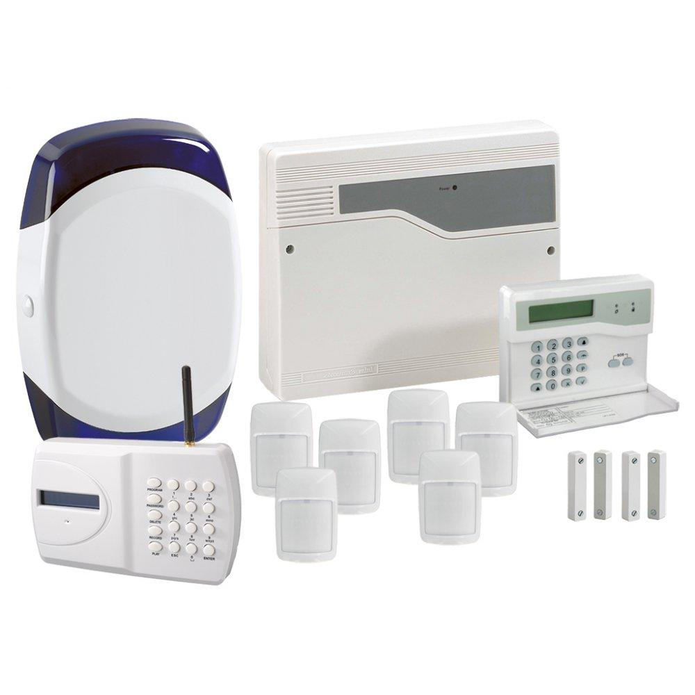 Sistemas de Alarmes Eletrônicos